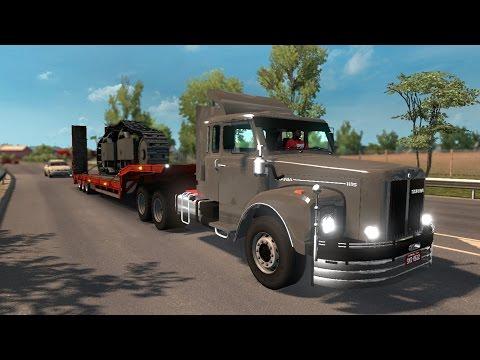 Scania 111S + Interior v1.0 update 1.30.x