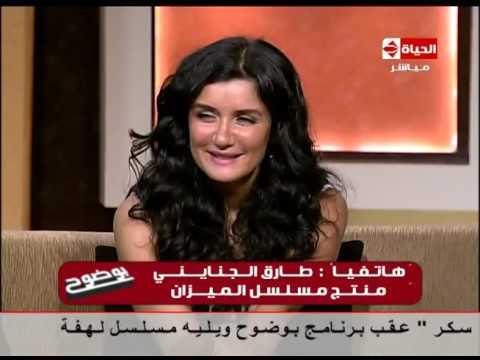 """منتج """"الميزان"""" يمازح غادة عادل: ستفتح مكتب محاماة"""