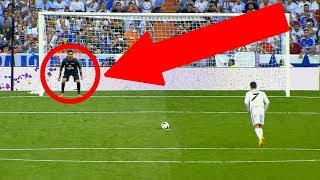 Video 10 MOST FUNNY PENALTY KICKS IN FOOTBALL MP3, 3GP, MP4, WEBM, AVI, FLV Juli 2019