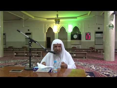 الصيام سؤال وجواب) - لقاء في جامع الفرقان بالزلفي بتارخ 27-8-1437هـ