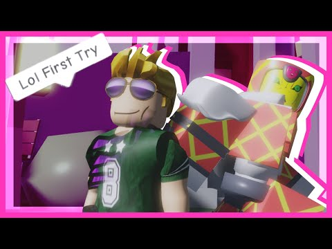 Noob Gets MKC on First Frog Trolling A Bizarre Day | Roblox | ABD |