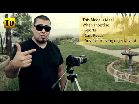 Photography Tutorials/Lessons for Beginners EP3-Expert Shooting Modes?7d,t3i/600d,t2i/550d,t1i/500d