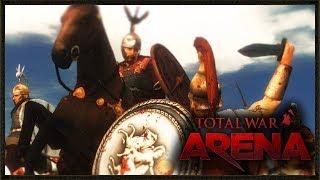 Is Scipio Roman Cavalry Worth it? TW: Arena Gameplay