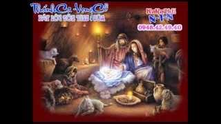 Karaoke THANH CA VC - NGAY JESUS GIANG SINH  (SUONG CHIEU TU ANH - Day Dao)