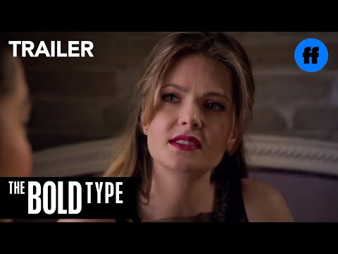 The Bold Type | Season 2 Trailer: Get These Friends | Freeform