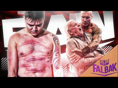 WWE RAW 10 Agosto 2020 REVIEW | Falbak