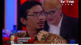 Video [FULL] Indonesia Lawyers Club - Pro Kontra Soeharto Pahlawan Nasional - (24/5/2016) MP3, 3GP, MP4, WEBM, AVI, FLV Juni 2018