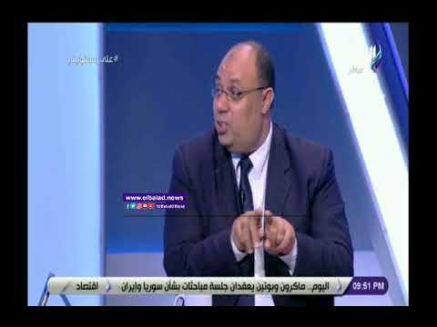 صدى البلد | محمود صبرى : المهاجرين هم من صنعوا المجد لفرنسا