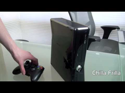 ChillaFrilla - My Complete High Definition Unboxing and Review video of the Brand New Xbox 360 Slim! This new Slim or S model provides a few more benefits from the previous...