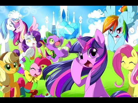 50SubSpecial~My Little Pony: Friendship is magic Character theme songs!~an early farewell
