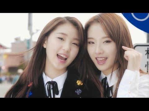 """이달의 소녀/하슬, 여진 (LOOΠΔ/HaSeul, YeoJin) """"My Melody"""" Official MV (видео)"""