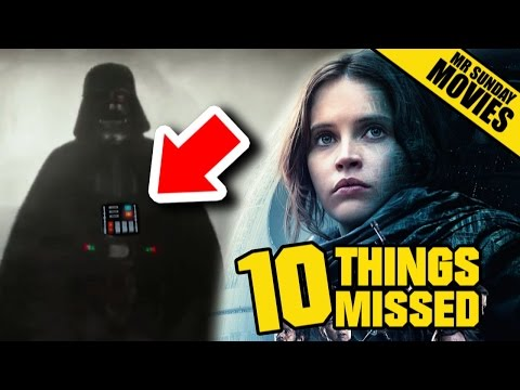 Easter Eggs and References in the Final Trailer for Rogue One A Star Wars