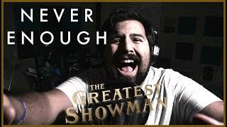 Video Never Enough (The Greatest Showman) - Male Cover by Caleb Hyles MP3, 3GP, MP4, WEBM, AVI, FLV Agustus 2018