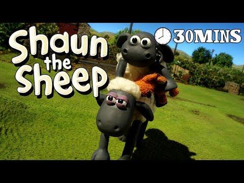 Shaun the Sheep - Season 3 - Episodes 16-20 [30 MINS] (видео)