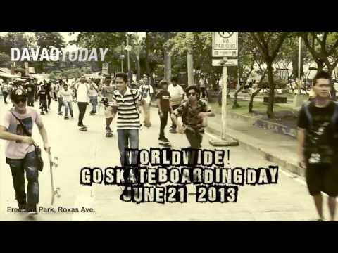 Worldwide Go Skateboarding Day
