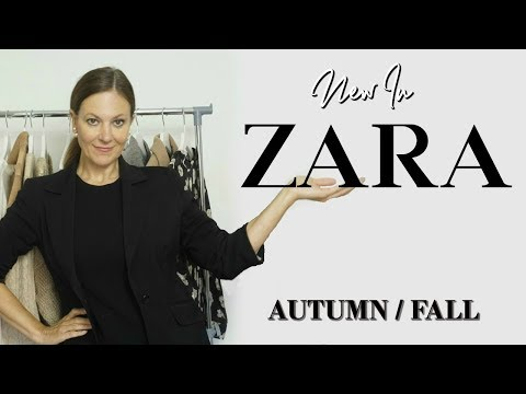 Zara Haul October 2018 | Fashion For Over 40