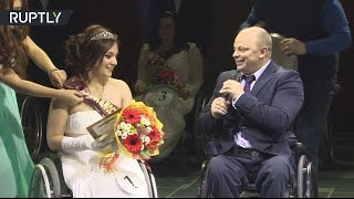 В Москве прошел конкурс «Мисс независимость» среди девушек-колясочниц