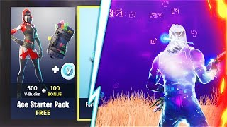 FREE Starter Pack + SECRET Season 6 Event! MYSTERY CUBE Story Update! (Fortnite Battle Royale)