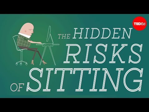 Why sitting is bad for you – Murat Dalkilinç
