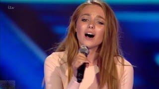 Video The X Factor UK 2016 6 Chair Challenge Olivia Garcia Full Clip S13E09 MP3, 3GP, MP4, WEBM, AVI, FLV September 2018