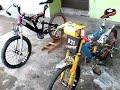 Video modifikasi sepeda