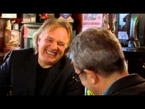 Ben Elton - Laughing At The 80s - Rik Interview 1