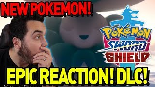 INSANE ANNOUNCEMENT! POKEMON SWORD and SHIELD DLC, NEW GALAR FORMS, GIGANTAMAX and MORE! by aDrive
