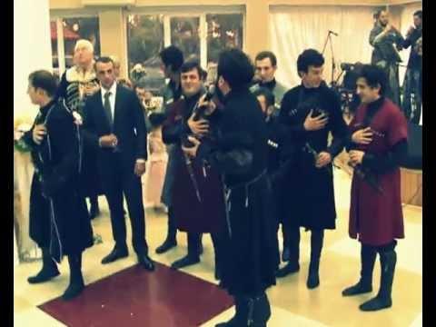 ლეგენდა ქორწილი (ვიდეო)
