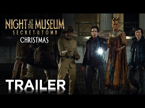 Night at the Museum: Secret of the Tomb (Trailer 2)