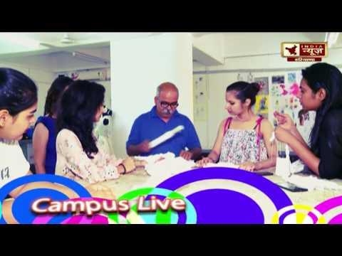 Ansal University on Campus Live - India News