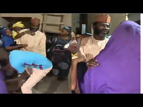 Yadda Iyalan Sheikh Ahmad Sulaima Suka Rude Da Murnar Dawowarsa Gida