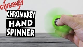 Video DIY Chromakey Hand Spinner Fidget Toy MP3, 3GP, MP4, WEBM, AVI, FLV September 2017