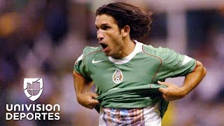 'Kikín' Fonseca recordó su gol ante Panamá que significó el boleto de México a Alemania 2006