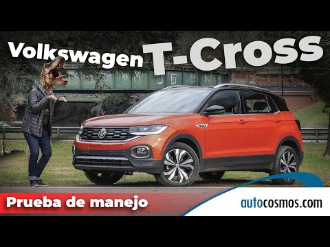 Test VW T-Cross 2019