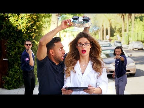 The First Humans Teleported   Hannah Stocking & Anwar Jibawi