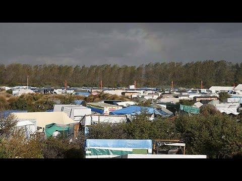 Γαλλία: Άρχισαν οι προετοιμασίες για τη διάλυση της «ζούγκλας» του Καλαί