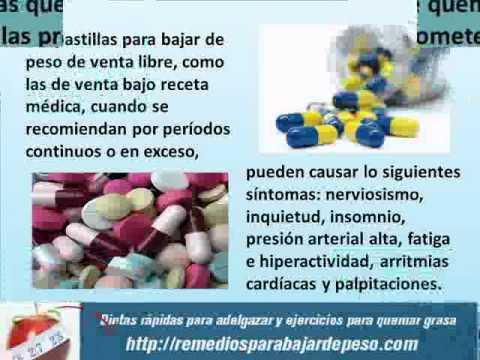 productos para adelgazar rapido farmacia