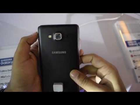 Samsung Galaxy ON7 Hands-on Review and First Impression
