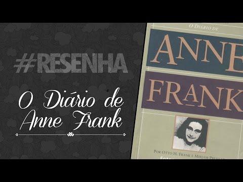 #RESENHA: O Diário de Anne Frank