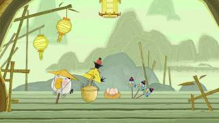 Angry Birds Seasons Year of the Dragon Teaser