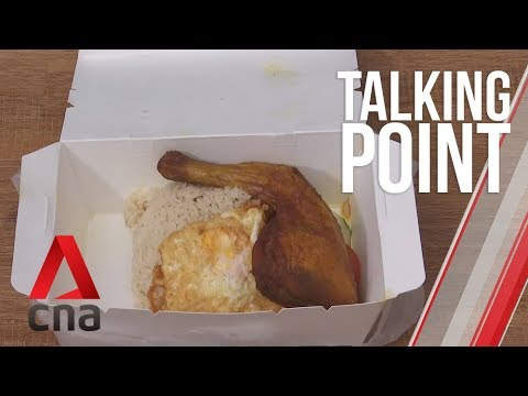CNA | Talking Point | E31: Are food delivery services worth the money?