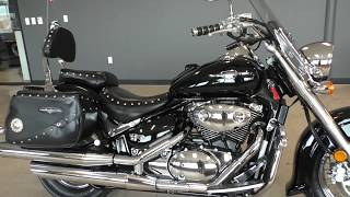 8. 106293   2005 Suzuki Boulevard C50T   VL800T Used motorcycles for sale