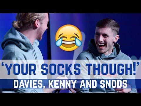 Video: CENTRE STAGE: DAVIES, KENNY & SNODS