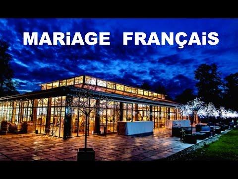 MARIAGE FRANÇAIS : château Domaine Manoir