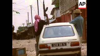 French/Nat The once thriving Congolese capital Brazzaville has been transformed into a virtual ghost town following four months of fighting in the country's ...