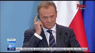 Wielki powrót Donalda Tuska do polskiej polityki…
