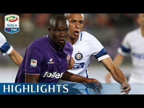 Fiorentina - Inter 5-4 - Highlights - Giornata 33 - Serie A TIM 2016/17