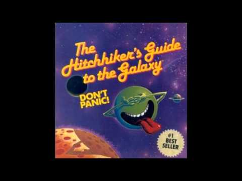 Soft-spoken Reading from 'The Hitchhiker's Guide to the Galaxy' by Douglas Adams