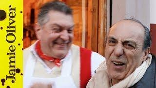 Gennaro meets Dario the Italian Butcher | Gennaro Contaldo by Jamie Oliver