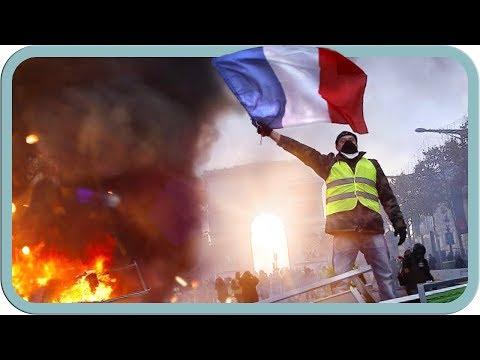 Revolution in Frankreich? Und Deutschland?
